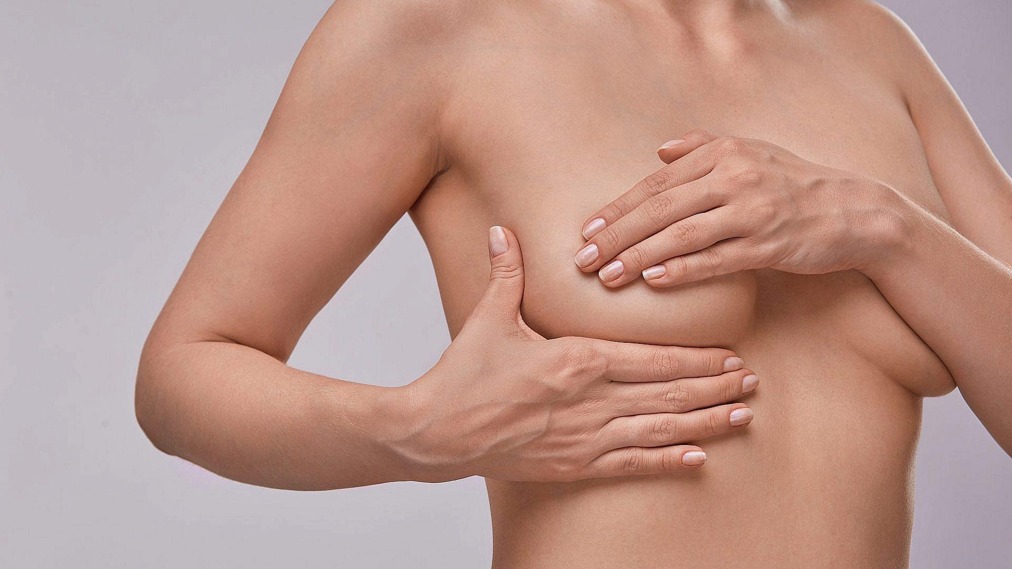 מודעות סרטן השד   צילום: Suttterstock