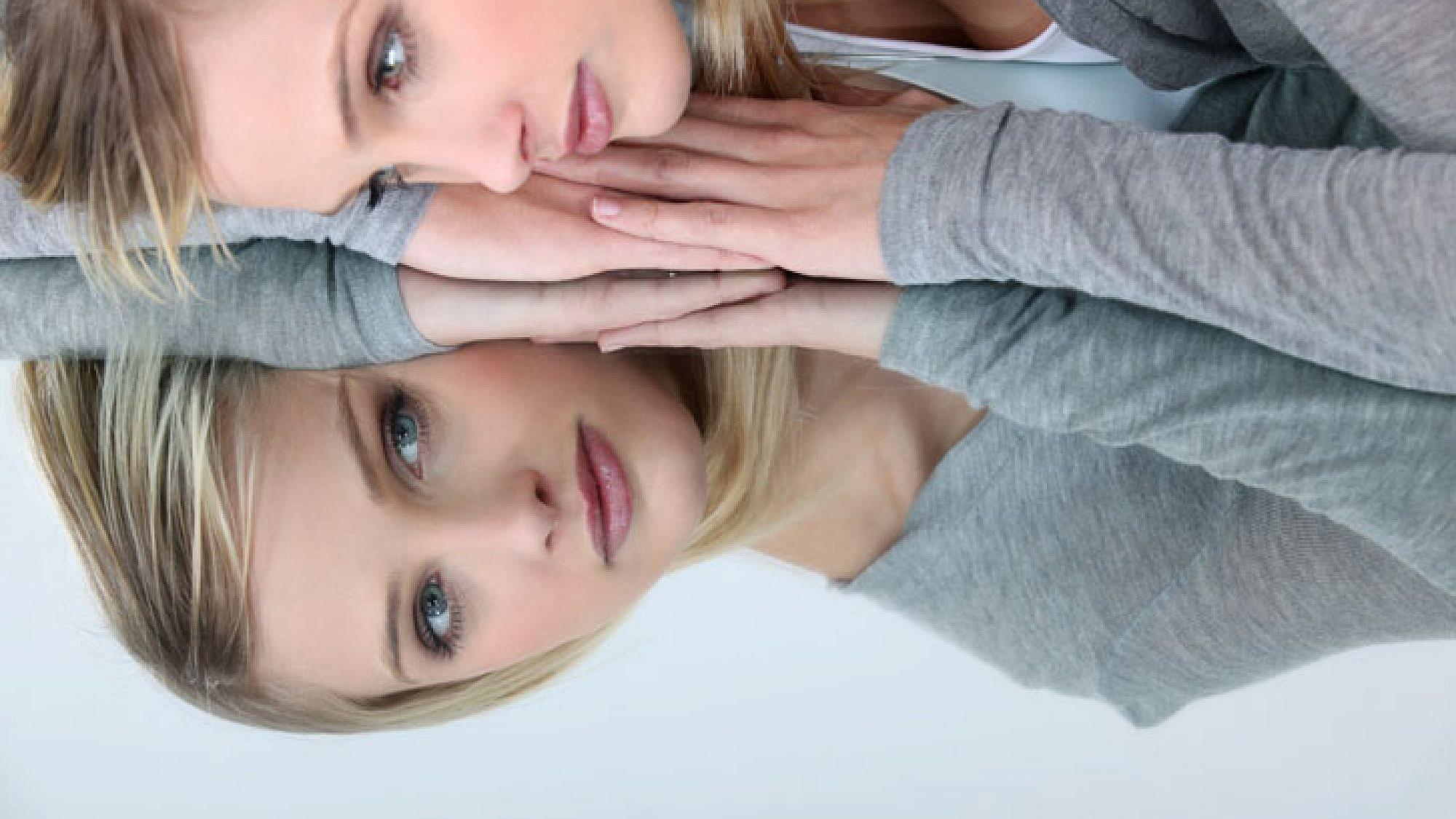 הגוף שלנו משמש כסוג של מראה   צלם: א.ס.א.פ קריאייטיב   auremar, shutterstock