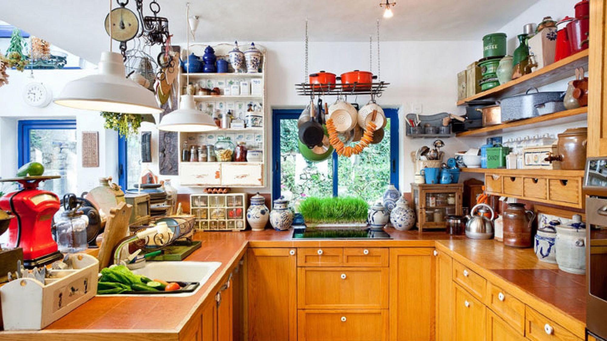 המטבח   צלם: בועז לביא