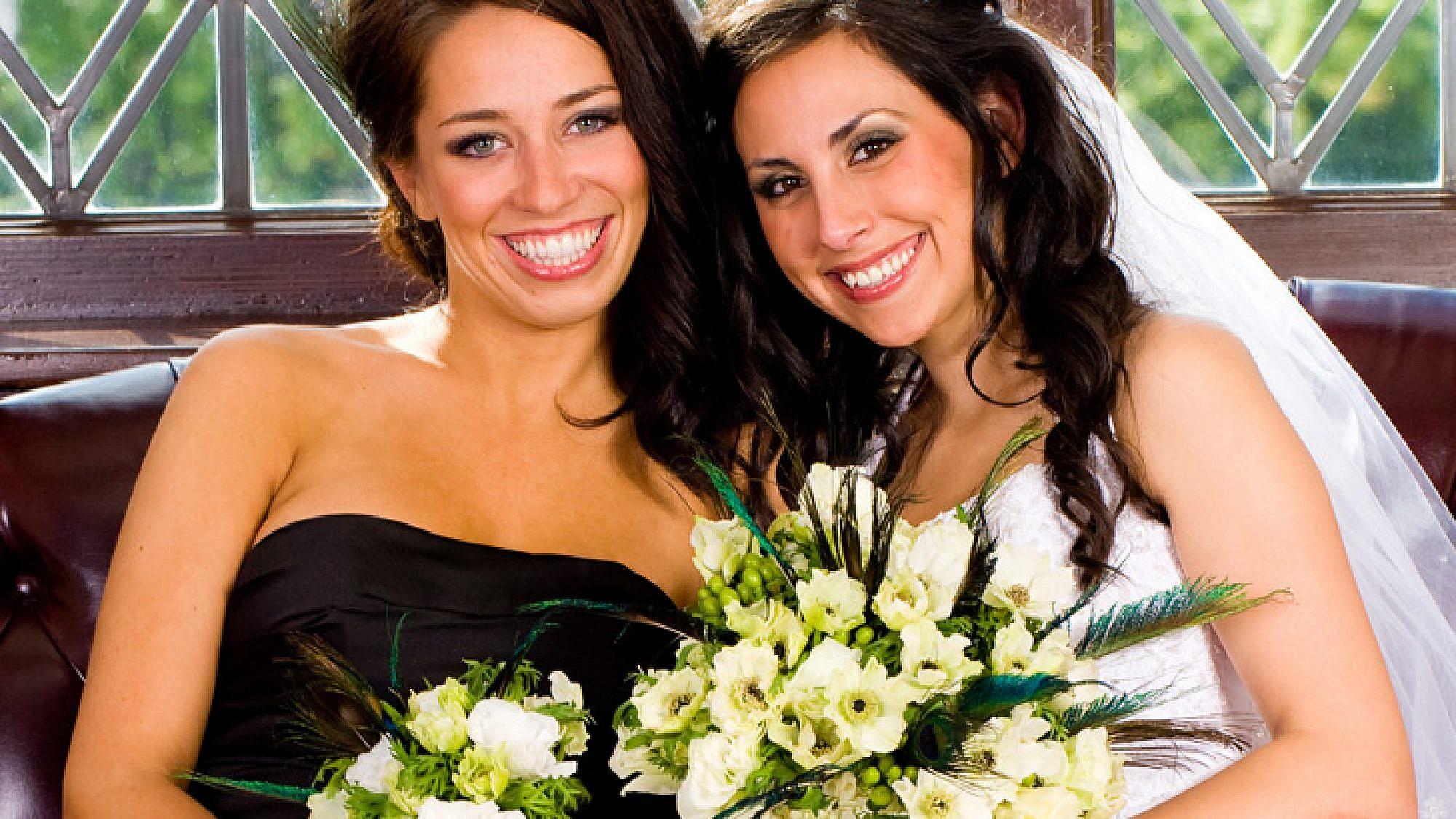 גם האחיות והחברות של הכלה משקיעות ביום החתונה | צלם: א.ס.א.פ קריאייטיב | Mat Hayward, Shutterstock (תמונת אילוסטרציה להמחשה בלבד)