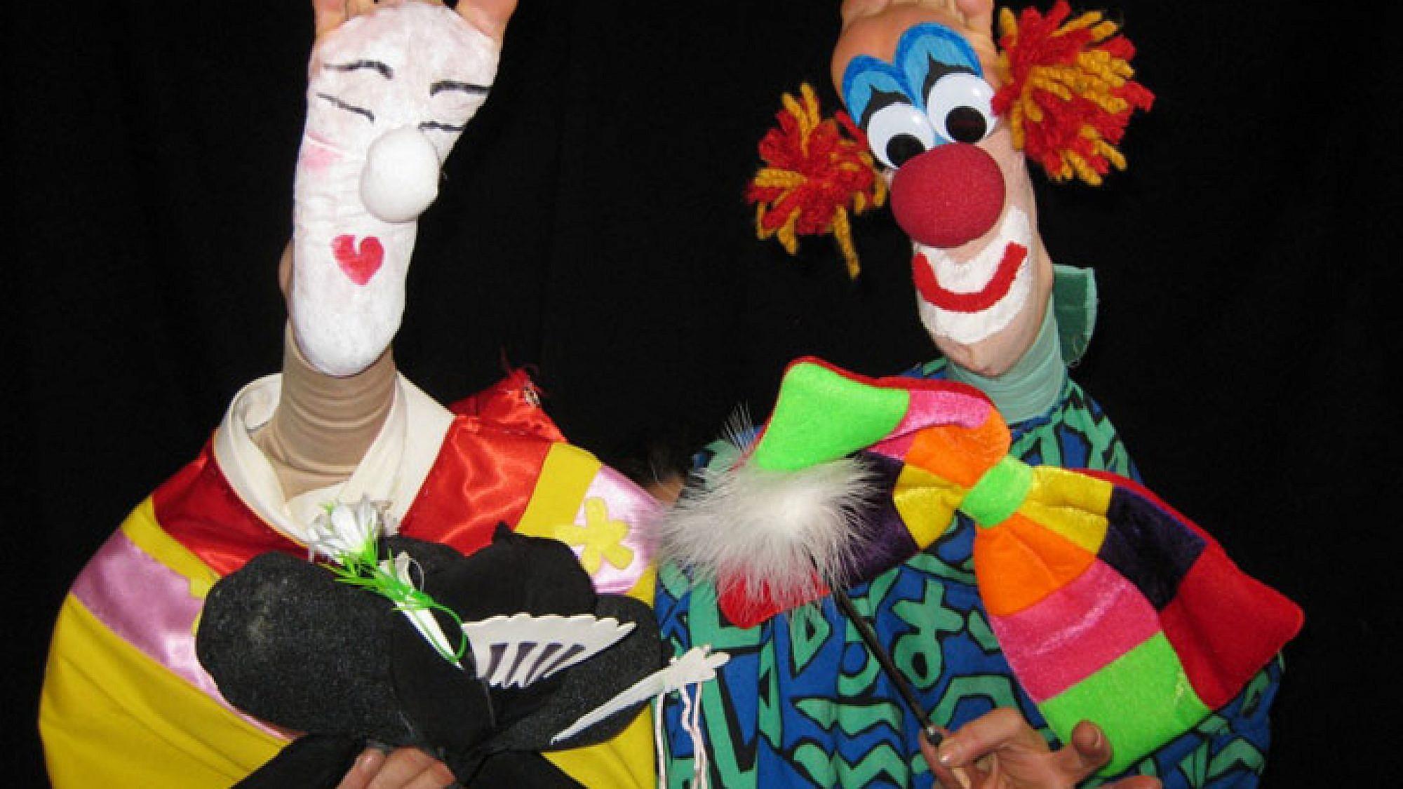 מתוך פסטיבל תיאטרון בובות בירושלים | צלם: יחסי ציבור