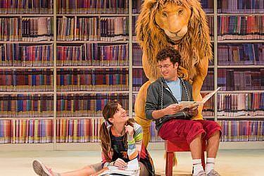אריה ספריה. צילום: בני גם זו לטובה