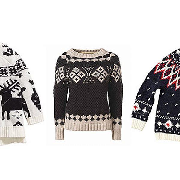 סוודרים של H&M   צילום: הנס מוריץ, ריפליי   צילום: אבי ולדמן, נפפירי   צילום: ג'ון צ'ו