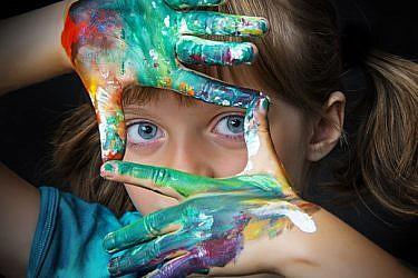 ילדים שאוהבים אמנות | צילום: shutterstock