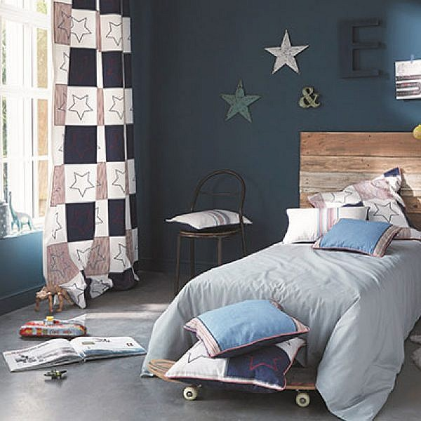 Summer Camp - קולקציית טקסטיל לחדרי ילדים. רנבי | צילום: יח