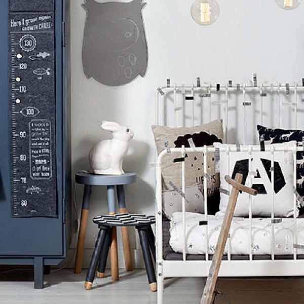 עיצוב חדר ילדים | הפקה וסטיילינג אורית עציון, צילום: בועז לביא