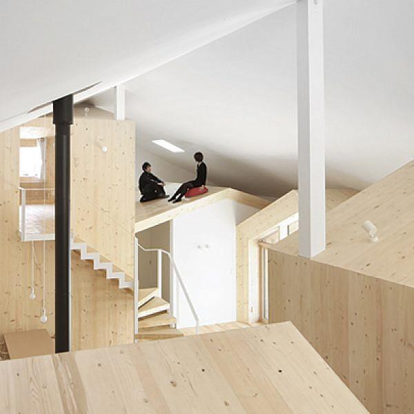 בית ביפן בתכנון האדריכל יושיקיקה טגאקי