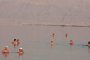 ים המלח. צילום: אורלי גנוסר