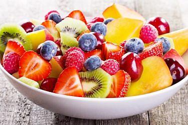 קינוחים המתבססים על פירות טריים | צילום: shutterstock