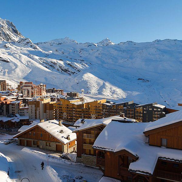 עיירת סקי ואל טורנס ממוקמת באזור