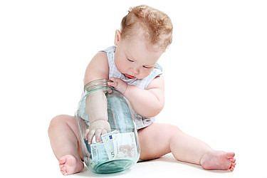 לגדל ילד מבלי לקרוע את הכיס | צילום: shutterstock