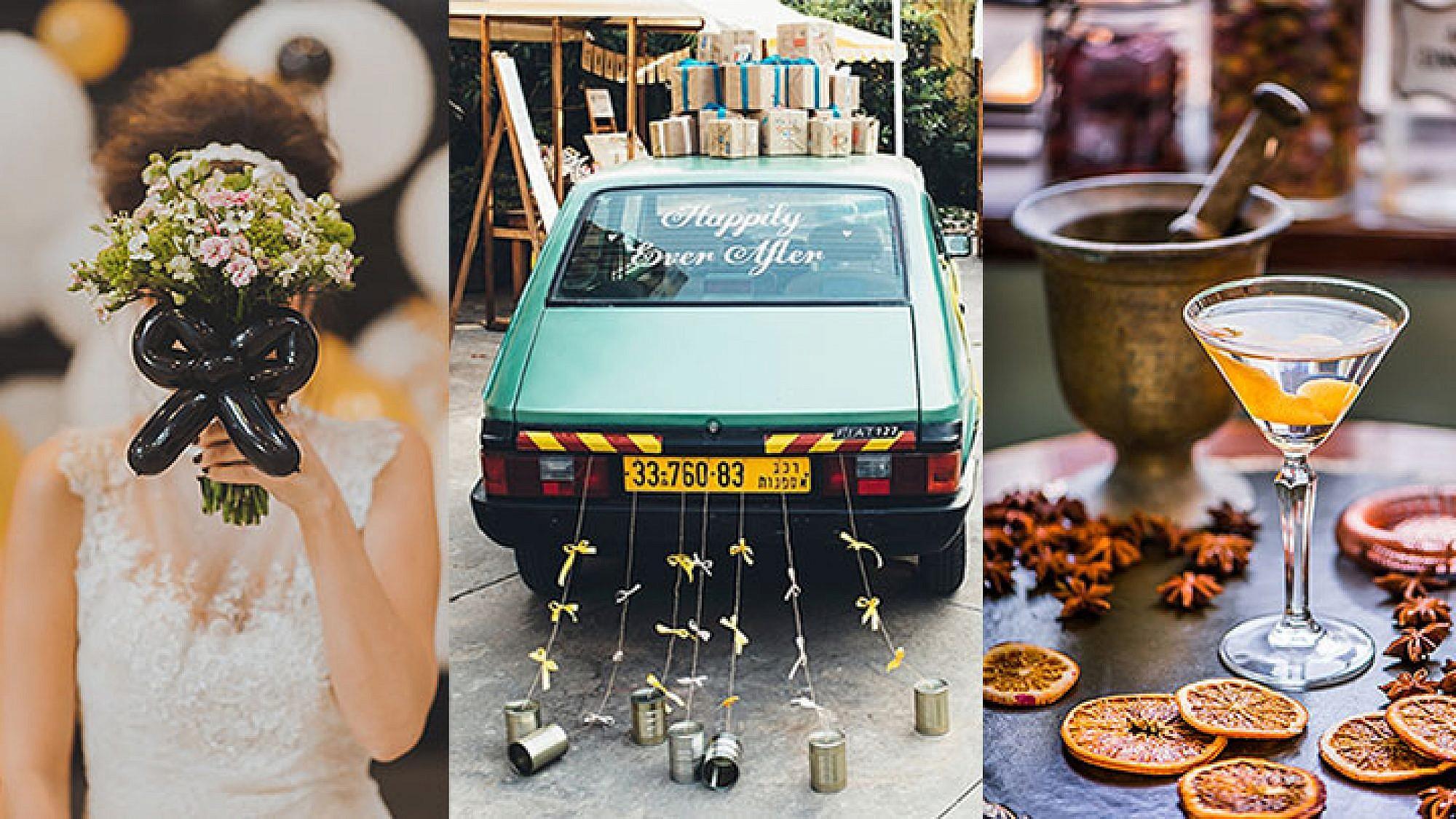 כל מה שאתם צריכים לדעת על עיצוב חתונה