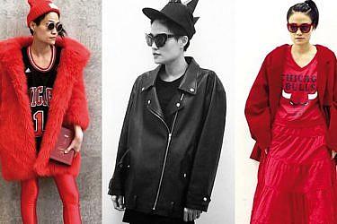 פיד האינסטגרם הנועז של katyeung215@ מזכיר שאופנה היא ה־כלי לביטוי אישי   צילום מתוך האינסטגרם של katyeung215@