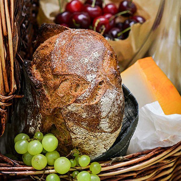 לחם כפרי   צילום: בן יוסטר