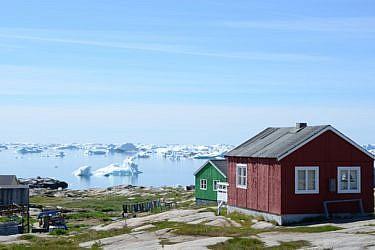 הכפר טאסיאילק, גרינלנד. צילום: דודו בן צור