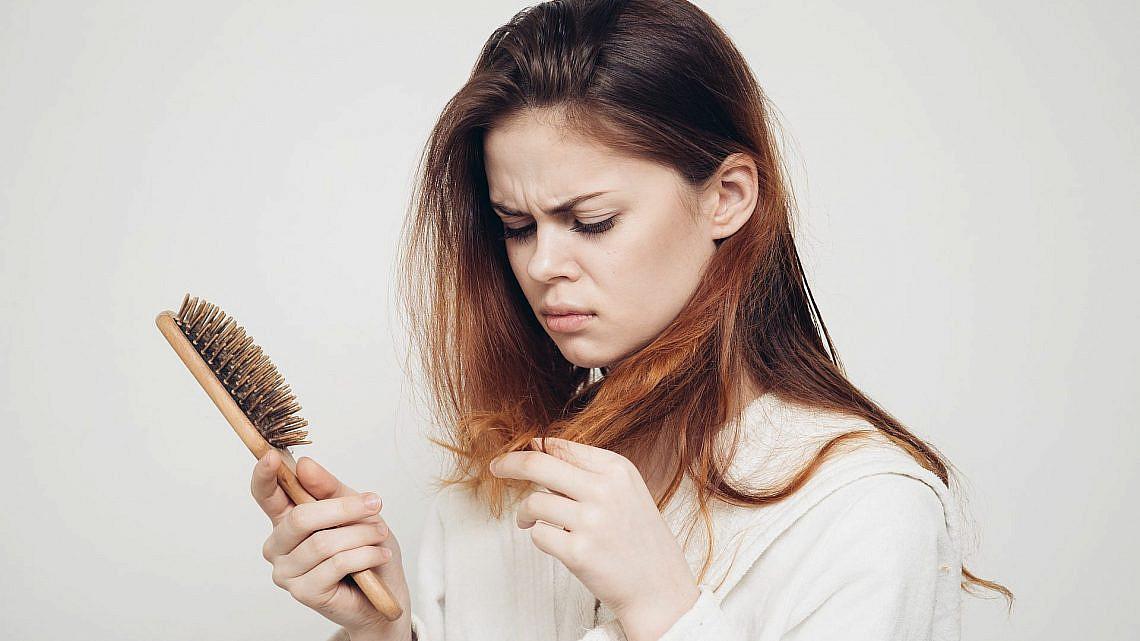 נשירת שיער | צילום: Shutterstock