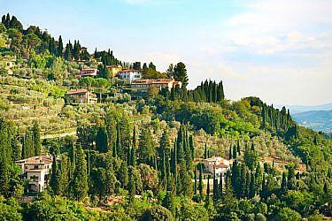 טוסקנה, איטליה  צילום: Shutterstock
