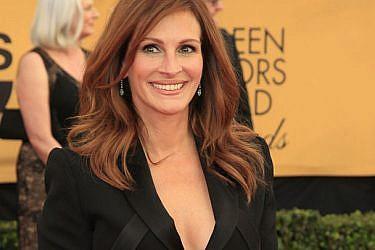 ג'וליה רוברטס מתמכרת לרטינול | צילום: Shutterstock