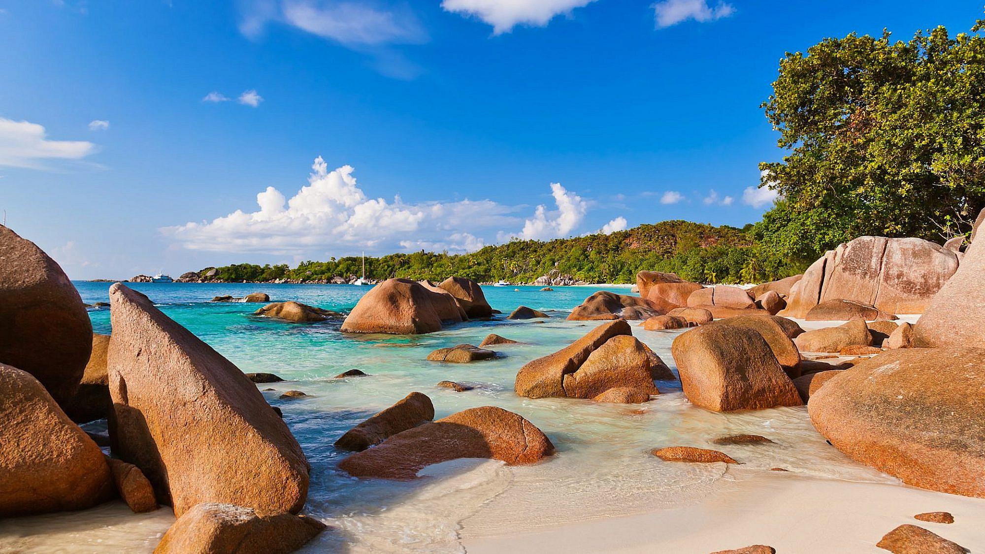 חוף אנסה לאציו, האי מאהה, סיישל   צילום: Shutterstock