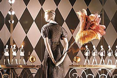 חלונות הראווה של לואי ויטון   צילום: סטפן מרטט