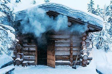 Kakslauttanen | צילום: Kaksaluttanen Arctic Resort - www.kaksaluttanen.fi