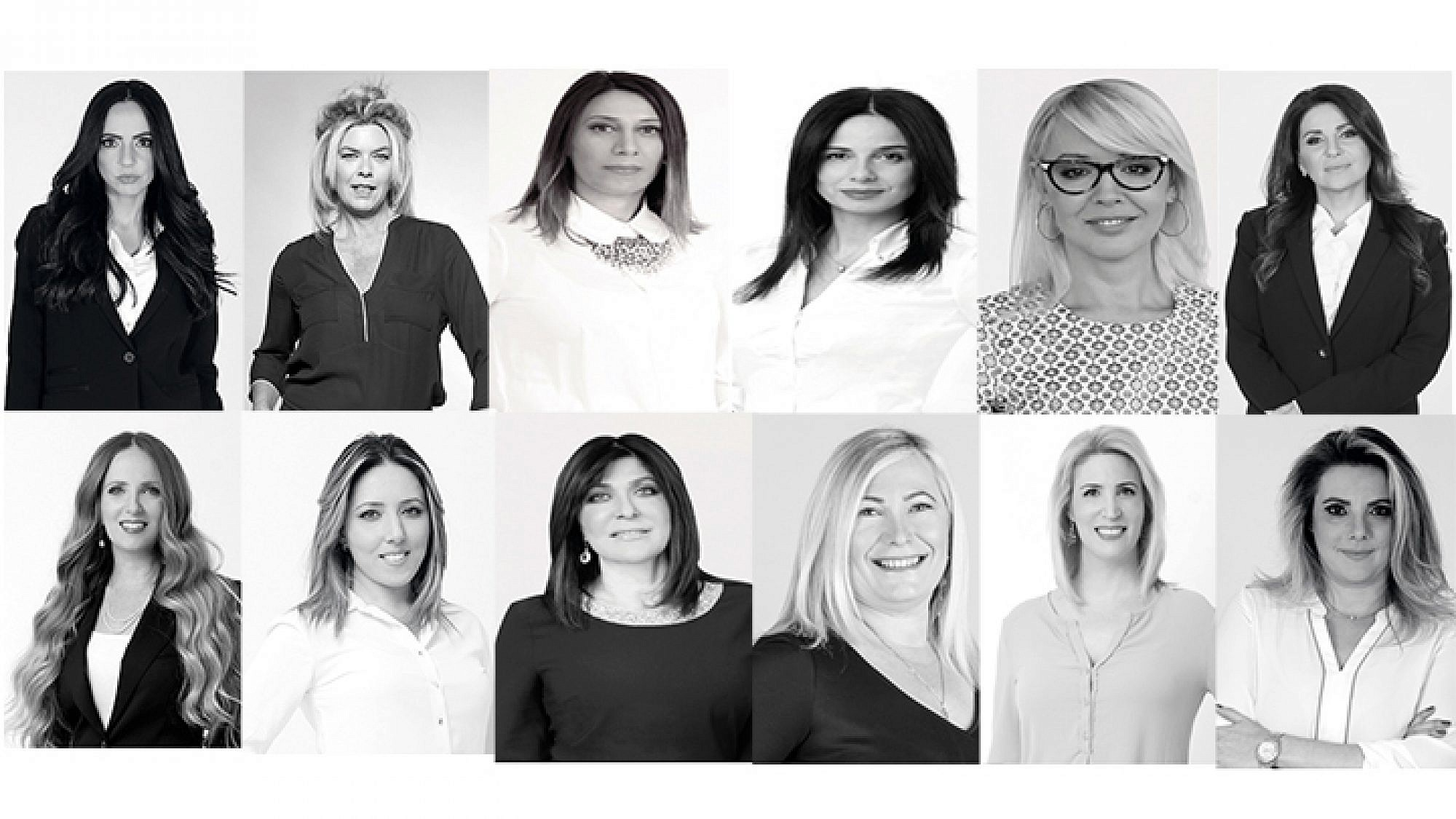 נשים מובילות בתעשייה הישראלית | צילומים: סם יצחקוב