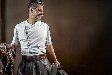 השף יובל פכלר | צילום: אנטולי מיכאלו