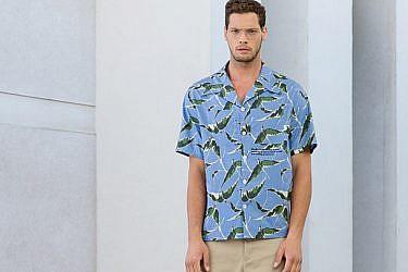 משקפי ראייהטום פורדבאליסוןאיי בוטיק |חולצה ולנטינולפקטורי 54 |מכנסיים אתא | צילום: גיא נחום לוי