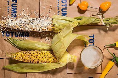 התירס מככב בטוטומה | צילום: שרית גופן