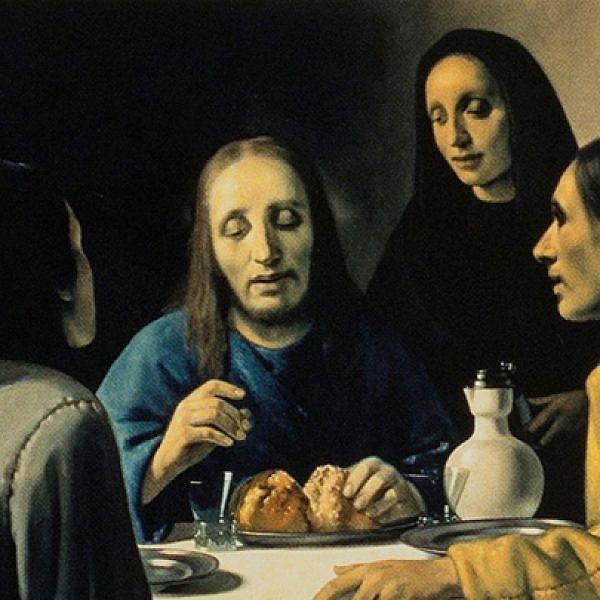 הסעודה באמאוס | האן ואן מחרן , 1937