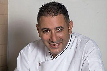 שף אבי לוי | צילום: שרית גופן