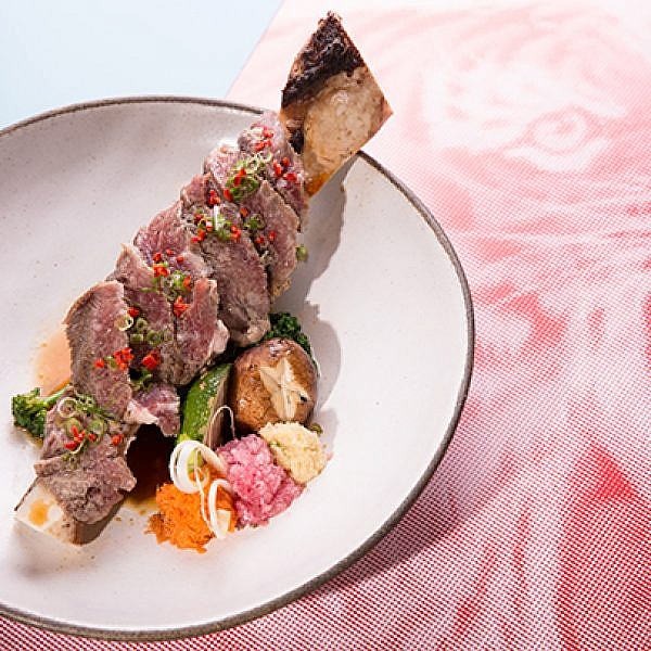 AMAMMA מחברת בין האיכות של TYO לבין חווית ארוחה קלילה יותר   צילום: טל ציפורין