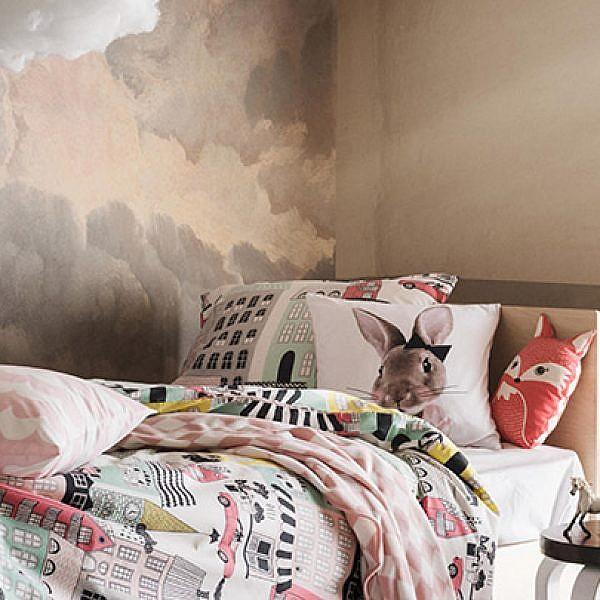 H&M Home: קולקציית חדר הילדים   צילום: הנס מוריץ