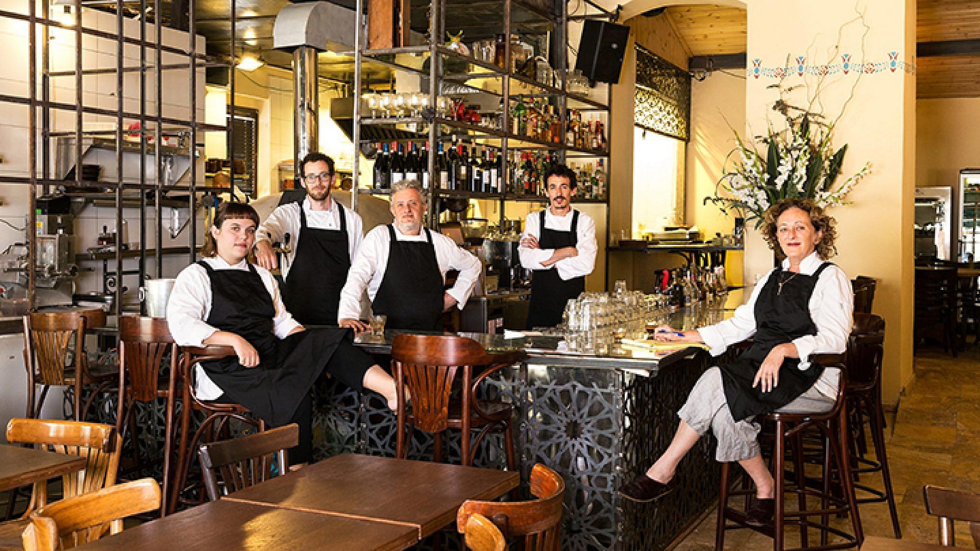 מסעדת לוקה ולינו החדשה | צילום: שרית גופן