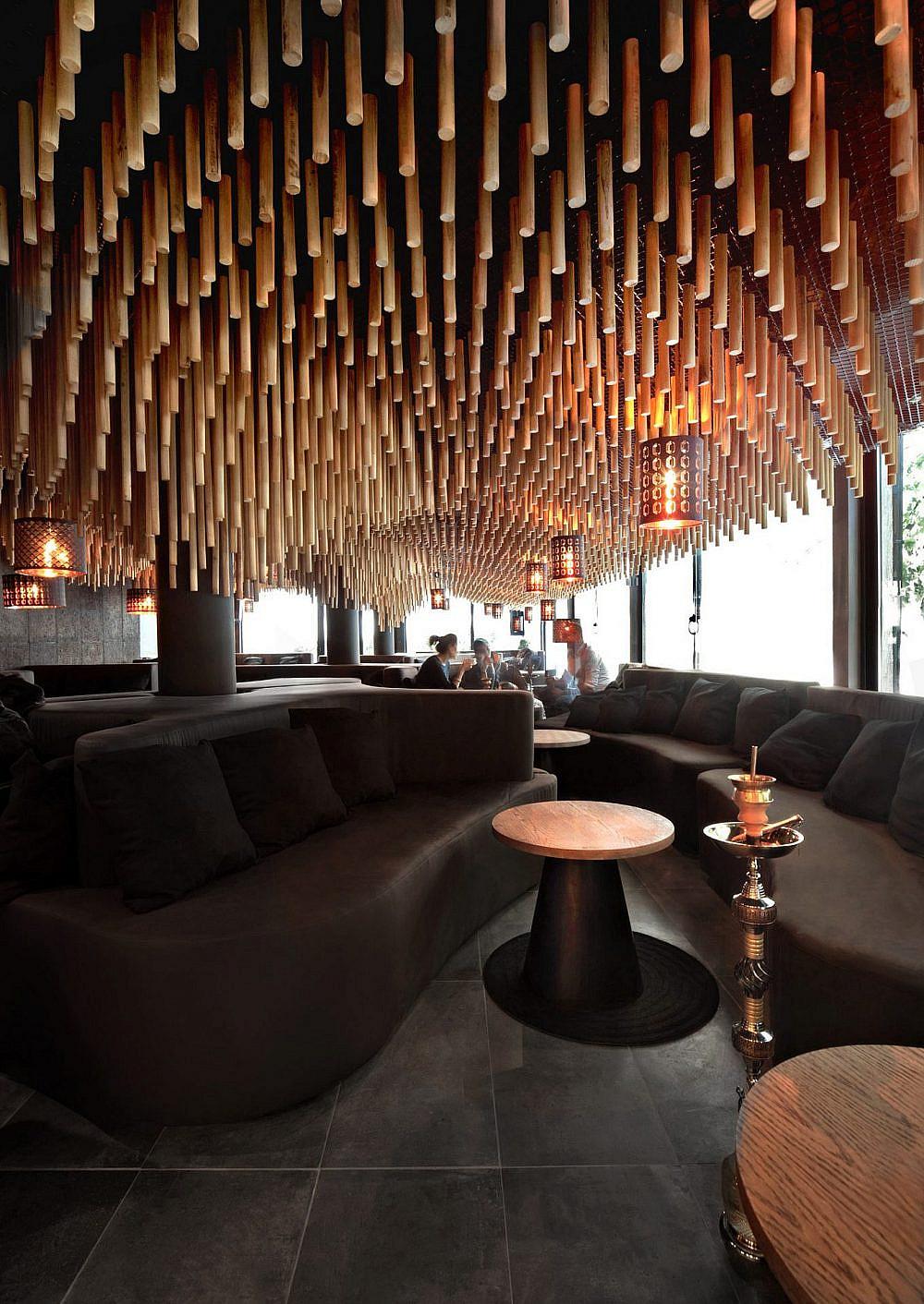 Nargile Bar   עיצוב: KMAN Studio   צילום: Tsvetomir Dzhermanov