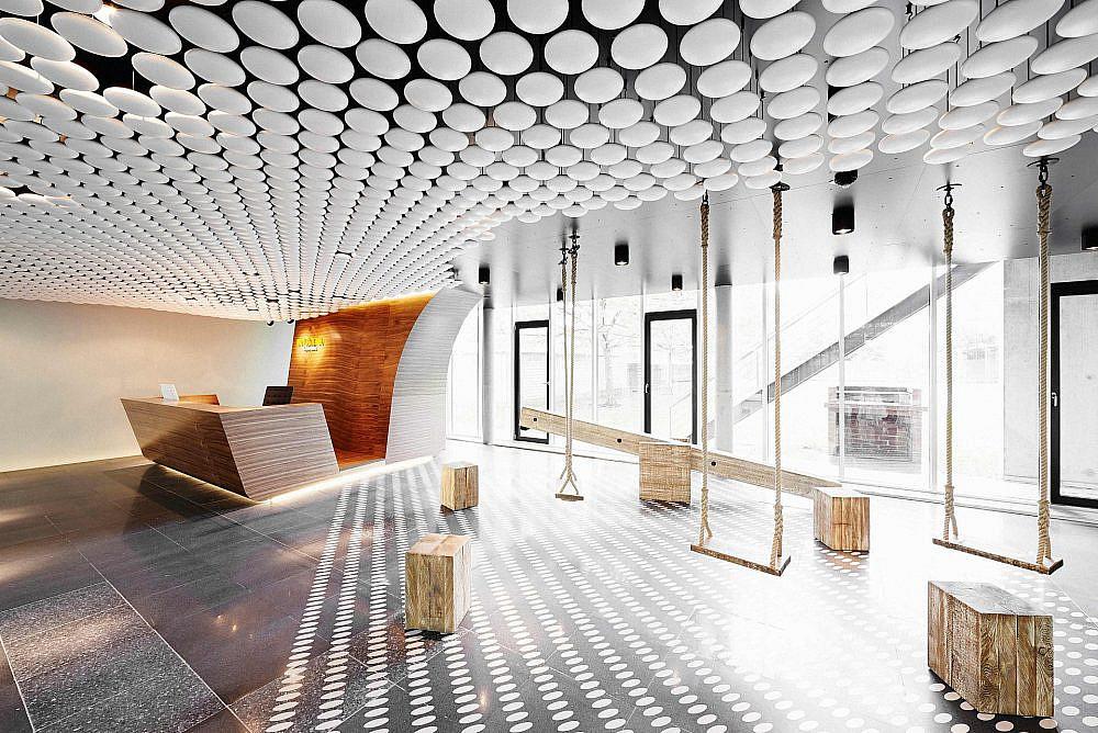 משרדי Innocean   עיצוב: Ippolito Fleitz Group   צילום: Robert Hoernig