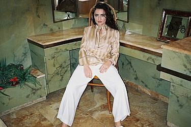 גם אניה בוקשטיין מתכוננת לסייל של דניאלה להבי | צילום: יניב אדרי