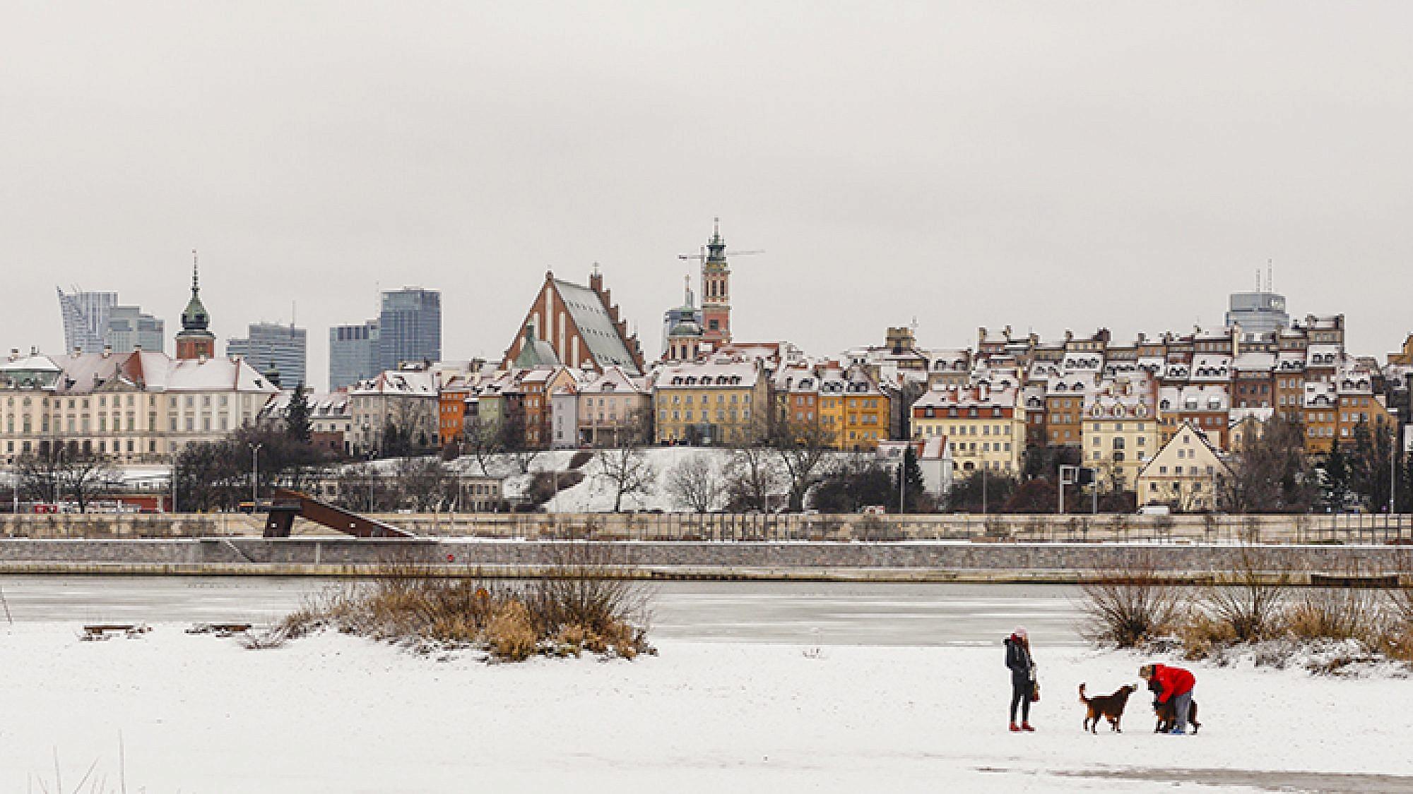 חורף פנורמי   צילום: המכון הפולני בתל אביב Warsaw Tourist Office