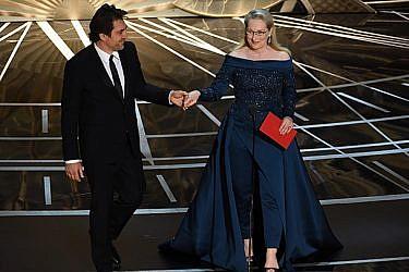 מריל סטריפ וחאווייר ברדם | צילום: Getty Images