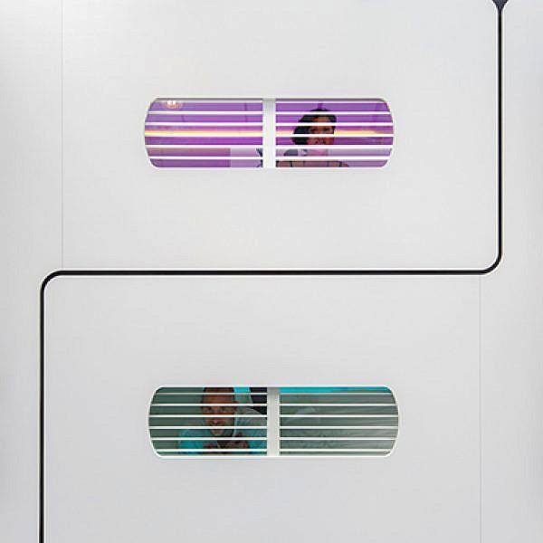 CityHub   עיצוב: Mulderblauw architecten   צילום: Jack Clackett