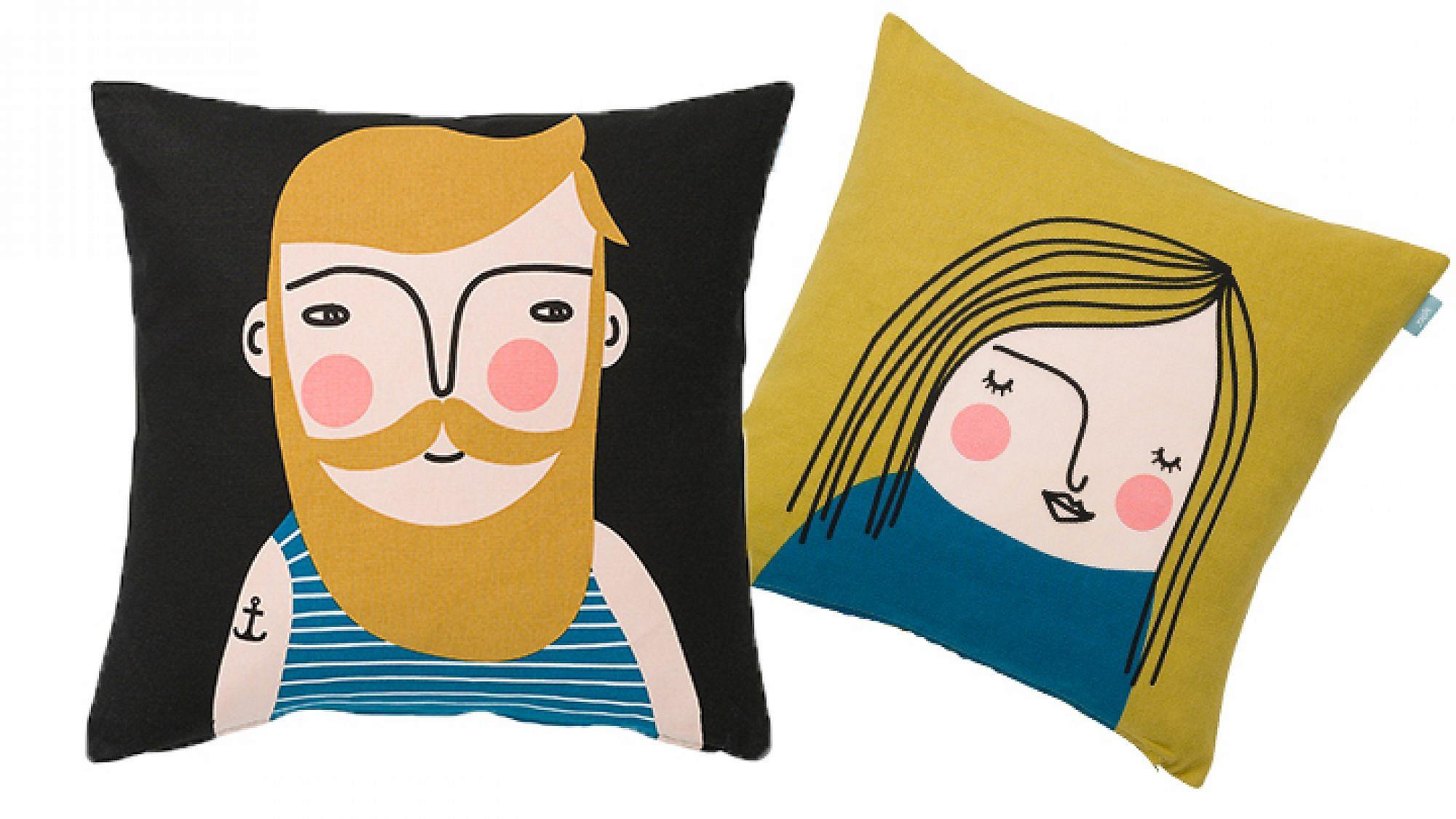 כריות לחלום עליהן חלומות סקנדינביים | Andshine