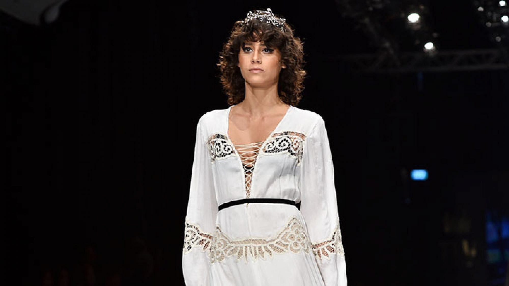 מתוך התצוגה של CLOTHE בשבוע האופנה גינדי תל אביב 2017 | צילום: שי פרנקו