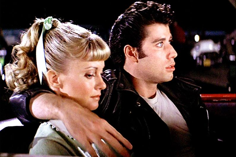 צילום מסך מתוך הסרט גריז