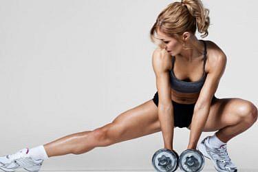 קלוריות בריאות וטעימות - תזונה נכונה כשאת מתאמנת תעזור לך להשיג תוצאות. צילום: shutterstock