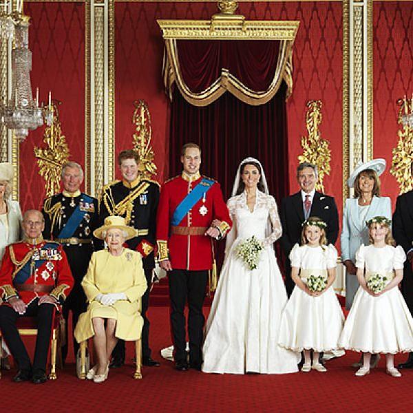 החתונה המלכותית | צילום: AFP PHOTO/HUGO BURNAND/CLARENCE HOUSE
