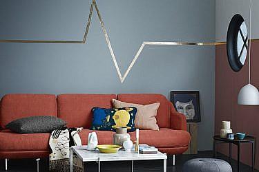 ספה בעיצוב חיימה חיון עבור פריץ הנסן