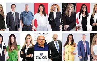 נשות ואנשי עסקים המובילים בתחומם