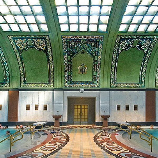 מלון Danubius: ספר המשמר מורשת