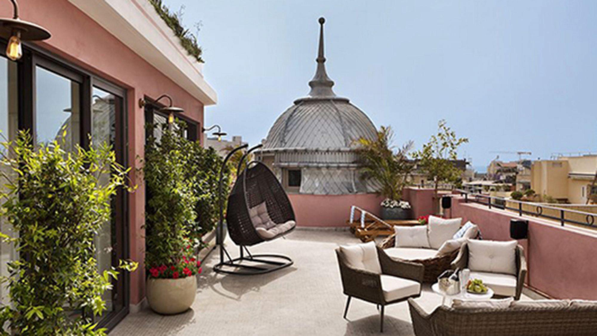 מלון נורדוי   צילום: אסף פינצ'וק