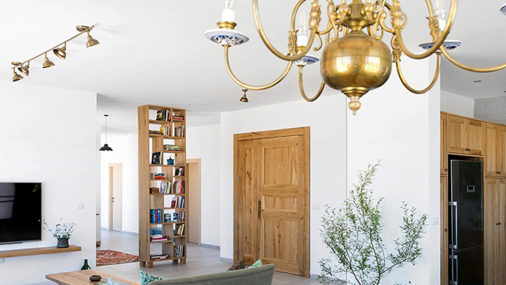 אדריכלות: אורית כהן | עיצוב פנים והום סטיילינג: דבורי פריד טובול | צילום: שירן כרמל